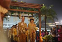 Hillario & Gaby Wedding by Bantu Manten wedding Planner and Organizer