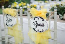 Yellow Rustic by Royal Bali Weddings