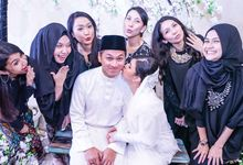 Malay Wedding - Solemnization - Nafisah & Hidhir by Raihan Talib Photography