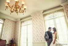 Prewedding  Korean Style by Inside Frame