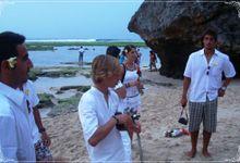 Beach Wedding in Labuan Sait Uluwatu by Bali Home Wedding