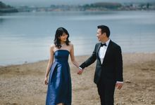 Edwin & Jessica Japan Pre-Wedding by Venema Pictures