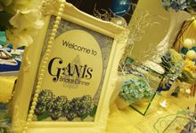 Ganis Bridal Dinner by Nonie Snack & Dessert