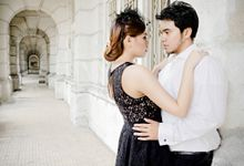 Pre Wedding Ayu & Simon by Putri Photoworks