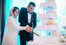Nadrah & Asyraf by Attirmidzy photography