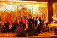 Wedding at Balai Samudera by The Simply Six
