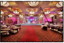 Beautiful Wedding Light of Bayu & Achie by Etcetera Lighting