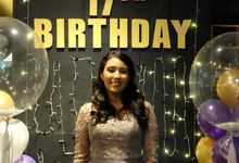 Lifi 17th Birthday Party by LeVerie Entertainment