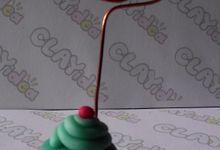 CupCake clay by Clayidea