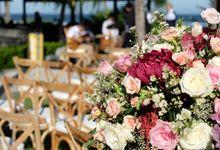 Daniel & Lavina Wedding by LeVerie Entertainment