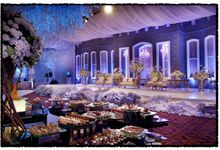 Beautiful Wedding Light of Livia & Prananto by Etcetera Lighting