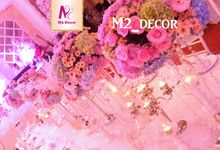 violet garden by M2 decor