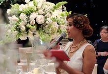Wedding Reception MC by MC Arief Senoaji