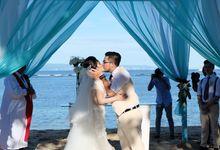 Amanda & Ariya Weddign at The Westin Bali by The Westin Resort Nusa Dua, Bali
