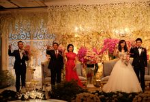 Wedding of Hendy & Jessica by DAVE HENDRIK