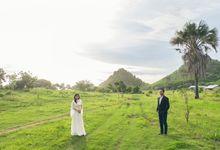 The Prewedding of Bram & Octafiyenie by Elysian Photo
