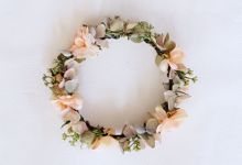 Natural Flower Crown by Cup Of Love Design Studio
