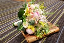 The Wedding of Andrew & Vina - Holiday Inn Kemayoran by The Swan Decoration