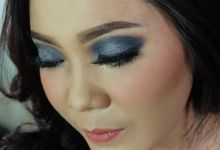 prewedding by White Make Up and Hair Do