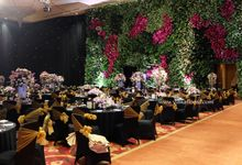 Sheila Suhaeli Kalla & Aditya-Wedding Decorations by Yulika Florist & Decor