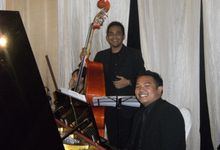 Wedding at Sahid Jaya Hotel Jakarta by The Simply Six