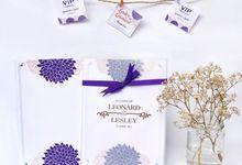 Leonard & Lesley by YOE'S CARD