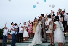 Diamond Chappel Bali - Michael & Intan Wedding by Impressions Wedding Organizer
