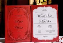 WILSON & ALISIA by YOE'S CARD