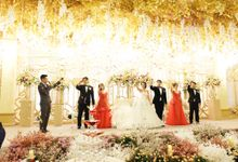 The Wedding of Edwin and Nella by FIVE Seasons WO