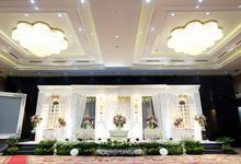 Wedding Nessi & Didi by Grand SLIPI Convention Hall (HIS Corp)