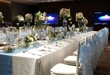 The Wedding of Marshal & Maya - Grand Hyatt on Five by The Swan Decoration