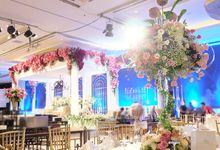 Jeffrey & Jessica by Yulika Florist & Decor