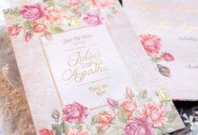 JULIUS & AGATHA by YOE'S CARD