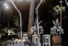 THE ARTS-TIC WEDDING Diana & Ferdy by GHAISANIYARA WEDDING