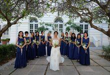 Wedding of TJ & Sonia by Michelle Alphonsa