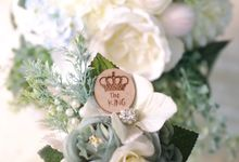 boutonnieres by 1501