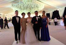 Hendrik & Jaq Wedding Reception by DAVE HENDRIK