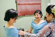 Pemberkatan & Resepsi Rea Joshua by airwantyanto project