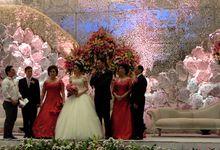 Wedding of Rian & Lisa by Novotel Tangerang