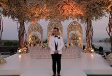 Hendy & Dewi Wedding Reception by DAVE HENDRIK