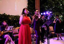 Hotel Borobudur Jakarta Aufar & Audy wedding by Lemon Tree Entertainment