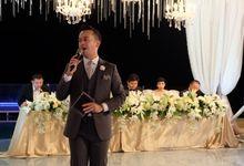 Cahyadi & Yuli Wedding Reception by DAVE HENDRIK