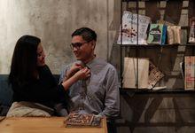 tauvan x icha - falling in love in a coffee shop by artventura project