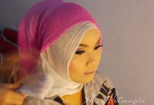 MakeUp HijabDo by Alice Hatmagiri Makeup Artists