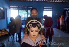 Wedding Rinna by Alice Hatmagiri Makeup Artists