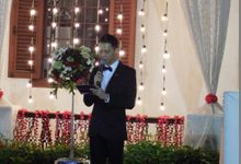 MC Wedding Hari & April by YBS