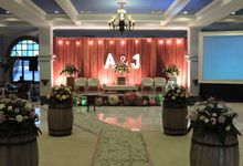 Wedding Adi & Joan 24 September 2016 by Batavia Sunda Kelapa Marina