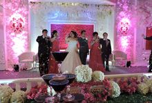 Wedding Party Heri & Vina 22 Januari 2017 by Batavia Sunda Kelapa Marina
