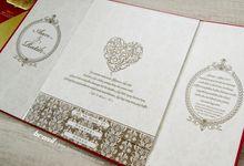 Velvet Invitation by Brasil Press