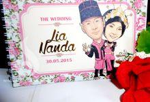 Wedding Invitation by allundangan
